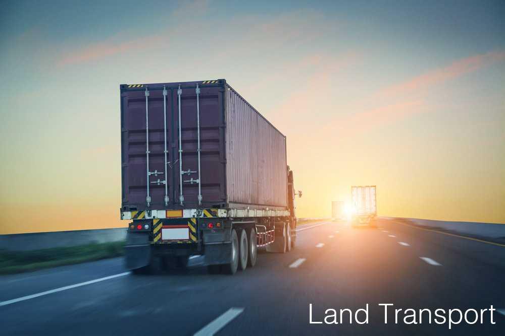 Land Transport Company In Dubai : Connect Logistics Dubai